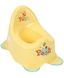 Disney International Winnie The Pooh Potty Chair With Music 2K - Yellow