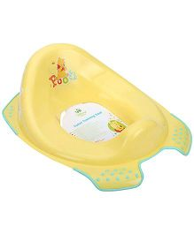 Disney International Winnie the Pooh Toilet Training Seat - Yellow