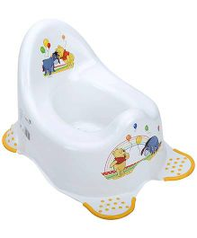 Disney International Potty Chair 2K - White
