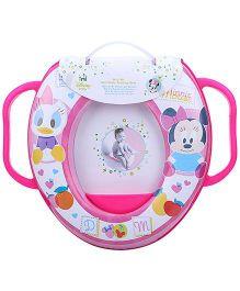 Disney International Minnie Soft Potty Training Seat - Pink