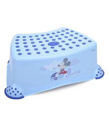 Disney International Mickey Step Stool - Blue