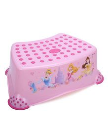Disney International Princess Step Stool - Pink