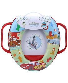 Disney International Cars Soft Potty Training Seat - Red
