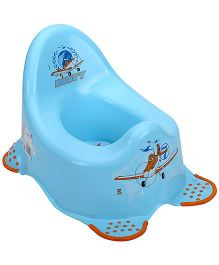 Disney International Planes Potty Chair 2K - Light Blue
