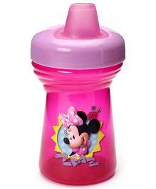 Disney International Minnie Soft Spout Cup Pink - 10 OZ