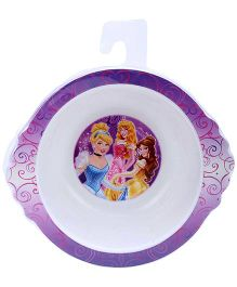 Disney International Princess Bowl - Purple