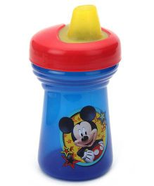Disney International Mickey Soft Spout Cup Blue -  270 ml