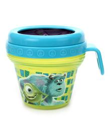 Disney International Monster Snack Bowl Blue And Green - 236 ml