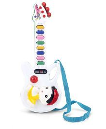 Prasid Mini Guitar - Multi Colour