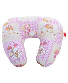 Sapphire Feeding Pillow Small - Pink