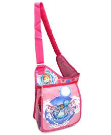 Gwen 10 Sling Bag Pink - 12 Inches