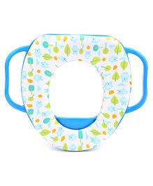 Honey Bunny Toilet Training Seat - Blue