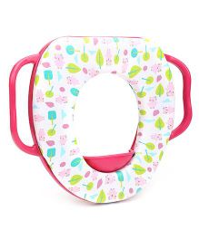 Honey Bunny Toilet Training Seat - Pink