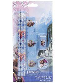 Disney Frozen Stationay Set - Four Items