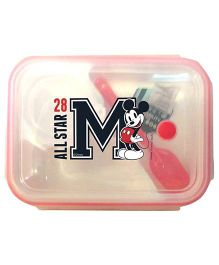 Disney Minnie Mouse Lunch Box - Pink