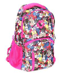 Disney Mickey Mouse And Friends School Bag 19 Inches - Pink