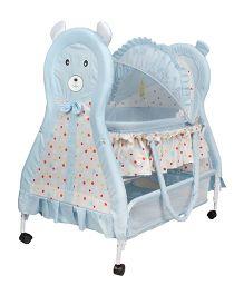 Sunbaby Baby Bassinet - Blue