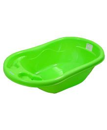 Sunbaby Bath Tub Fish Design - Green