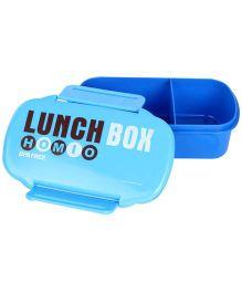 Airtight Microwave Lunch Box - Blue