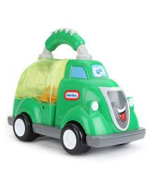Little Tikes Pop Haulers Rey Recycler - Green