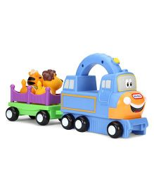 Little Tikes Handle Haulers Deluxe Big Top Charlie - Multicolour