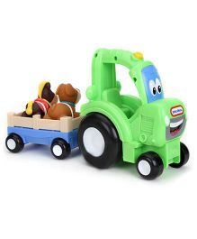 Little Tikes Handle Haulers Deluxe-Frankly Farmer