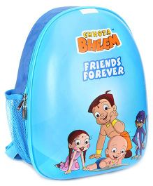 Chhota Bheem Backpack 15 Inches - Blue