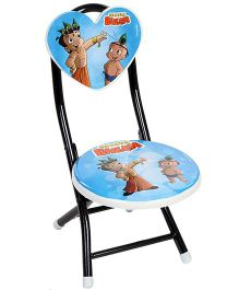 Chhota Bheem Baby Chair - Blue