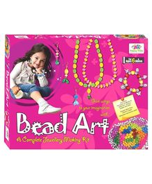 Happy Kidz Bead Art - A Complete Jewellery Making Kit