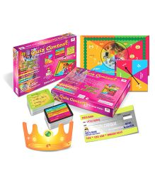 Happy Kidz Brainy Quiz Contest Educational Board Game