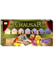 Happy Kidz Chausar Board Game