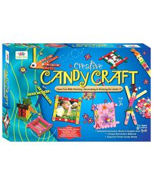 Happy Kidz Creative Candy Craft Kit
