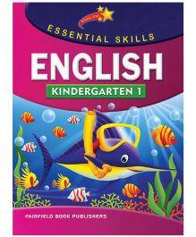 FBP Essential Skills English Kindergarten 1-English