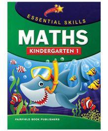 FBP Essential Skills Maths Kindergarten 1- English