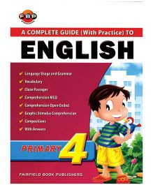 A Complete Guide To English Primary 4 With Practice- English