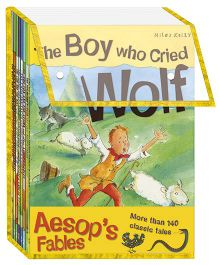 Aesop's Fables Pack Of 10 Titles - English