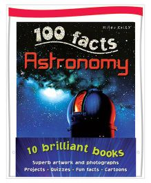 100 Facts Pack Of 10T-English