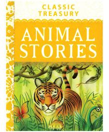 Classic Treasury Animal Stories- English