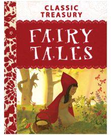 Classic Treasury Fairy Tales - English