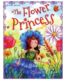 The Flower Princess And Other Princess Stories- English