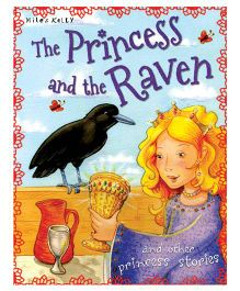The Princess And the Raven And Other Princess Stories-English