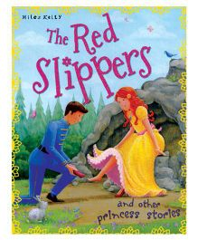 The Red Slippers and other Princess Stories - English