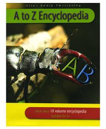 Miles Kelly A to Z Encyclopedia Pack of 10 - English
