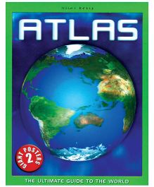 Miles Kelly Atlas The Ultimate Guide to the World Book - English