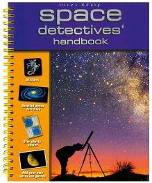 Miles Kelly Space Detectives Handbook - English