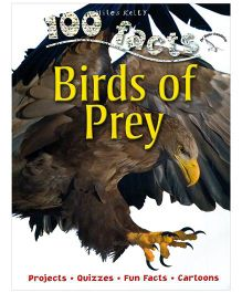 100 Facts Birds of Prey - English
