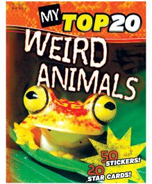 My Top 20 Weird Animals - English