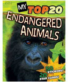 My Top 20 Endangered Animals