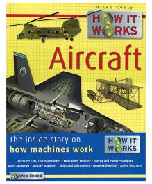 Miles Kelly How It Works Pack of 10T Book - English