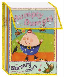 Nursery Library (Pack of 10 Titles)